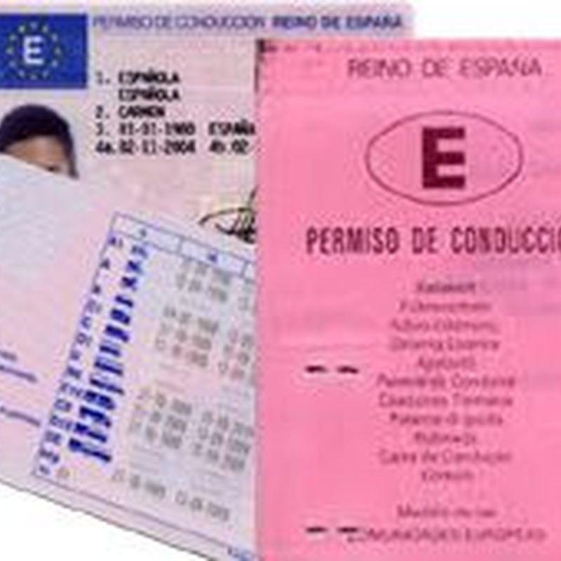 Obtención y renovación carnet de conducir: Servicios de Centro Reconocimiento Conductores Fuensalida