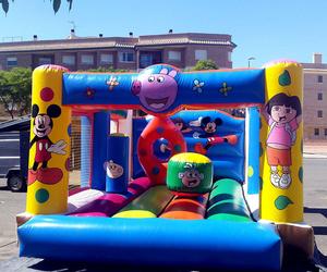 Organización de fiestas infantiles en Murcia