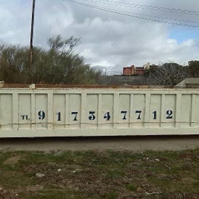 Tipos y usos de contenedores