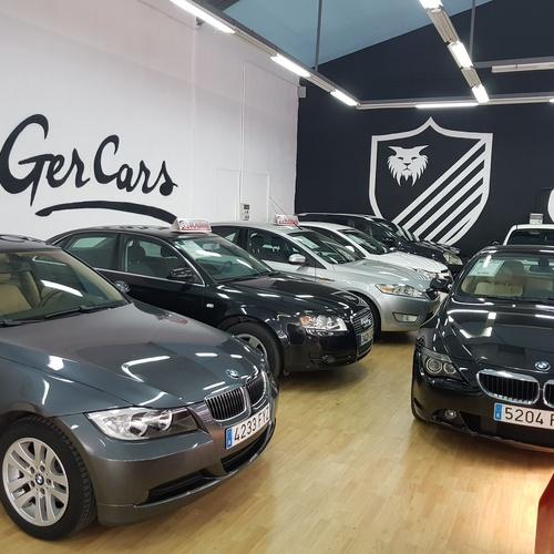 Comprar coche de segunda mano en Móstoles: Gercars