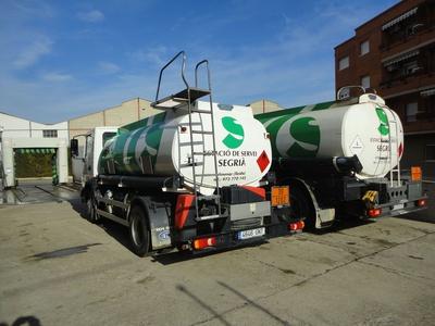 Distribució de gasoil a domicili: Estació de Servei Segrià