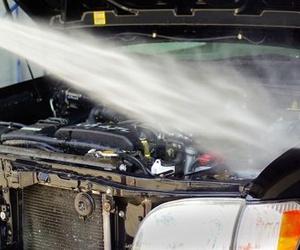 Desengrasado y limpieza del motor