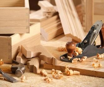 Armarios: Productos de Carpintería Llopis