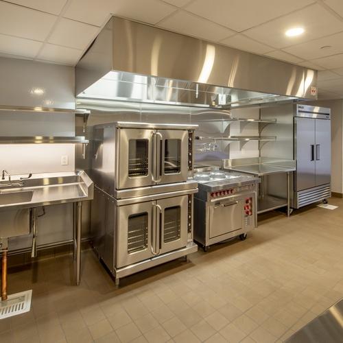 Reparación de cocinas industriales