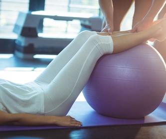 Fisioterapia neurológica: Servicios de Rehabilitarte