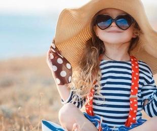 ¿Gafas de sol para niños?