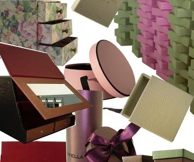 Fábrica de cajas de cartón en Madrid