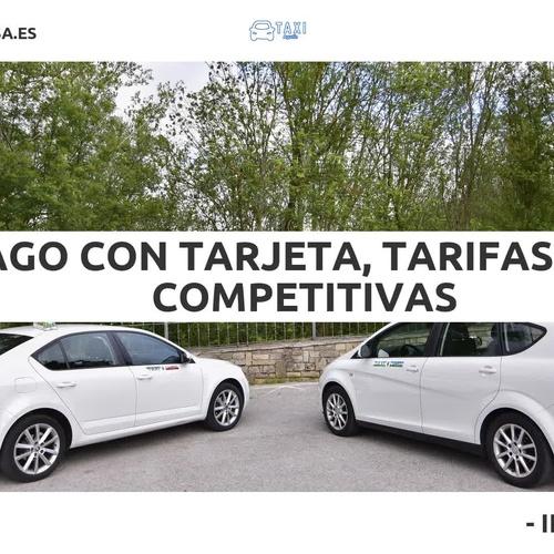 Servicio de taxis en Campoo de Suso | Taxi Agustín