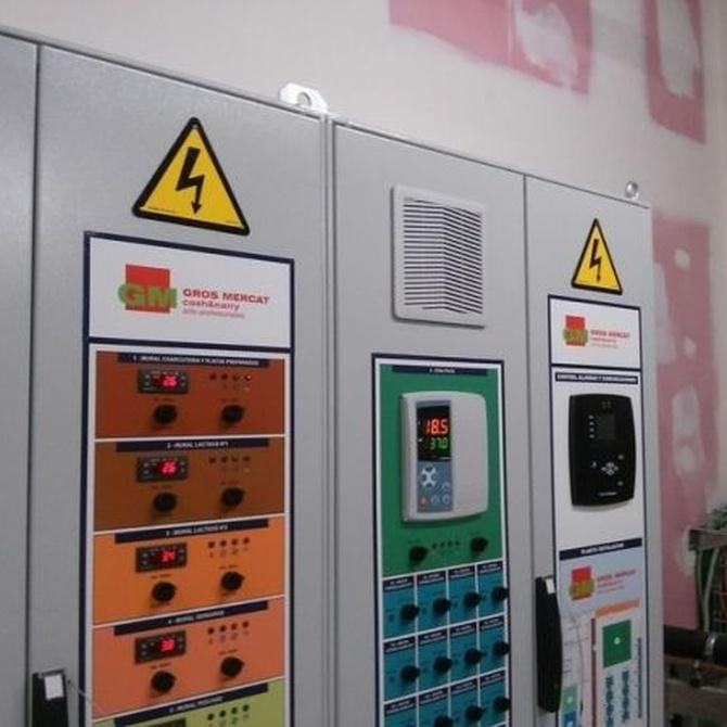 Los sistemas de climatización industrial
