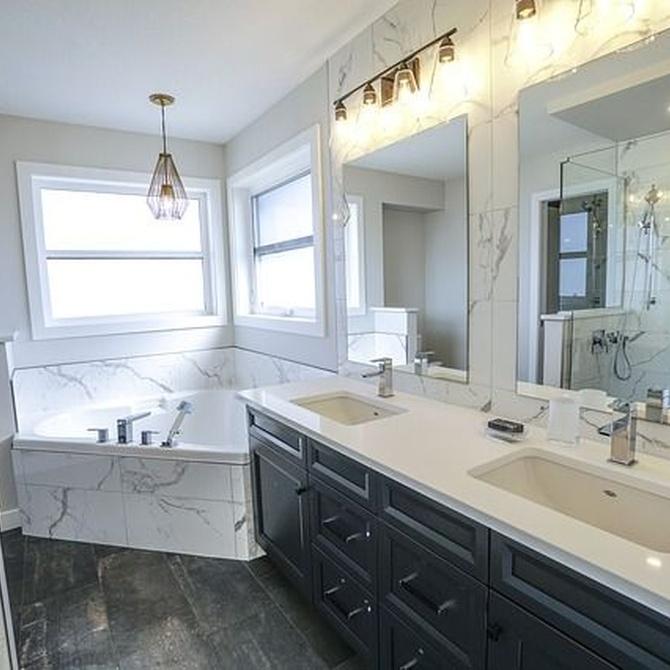 Última tendencia en el diseño de baños