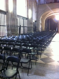 Alquiler sillas: Servicios de Dos Eventos