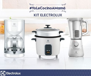 Electrolux tiene todo lo que necesitas en tu hogar