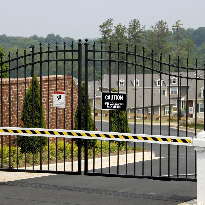 Puertas y barreras: Sistemas de seguridad de Graline, Sistemas de Seguridad