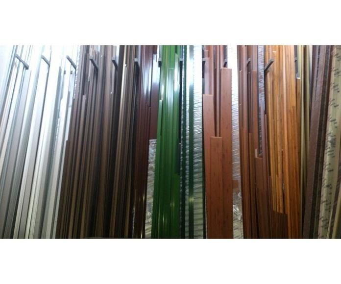 Mamparas: Productos y servicios de Aluminios Vicente