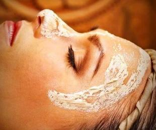 Cuidado Facial Ayurvédico Hidratante.