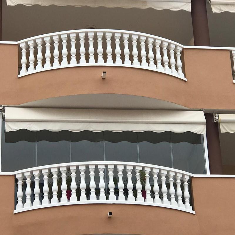 Cerramientos de terrazas: Productos de Rovifer