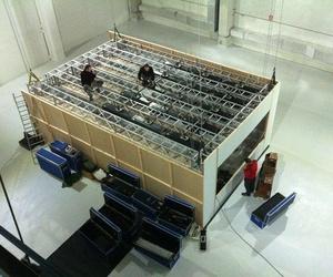 Instalación de equipos de iluminación en Madrid