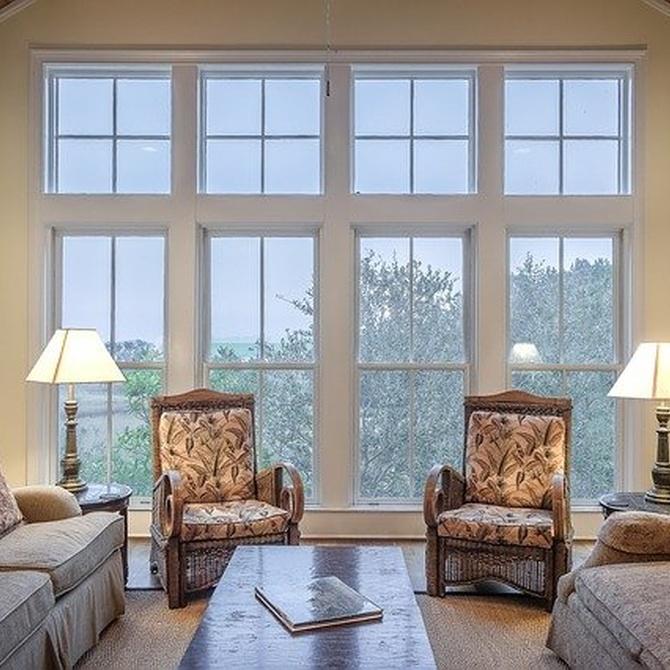 Instala ventanas de aluminio para crear un hogar más confortable