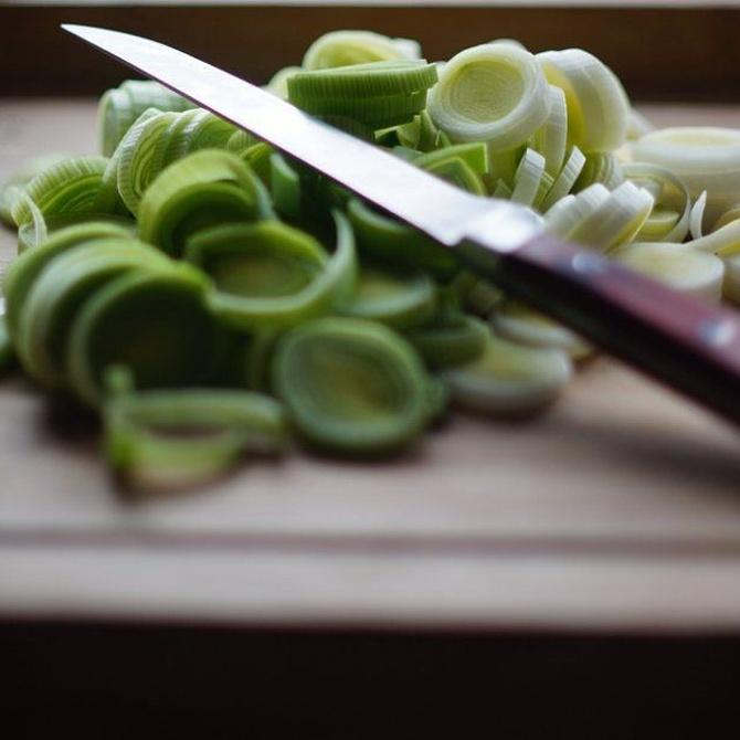 Haz que tus cuchillos de cocina te duren muchos años