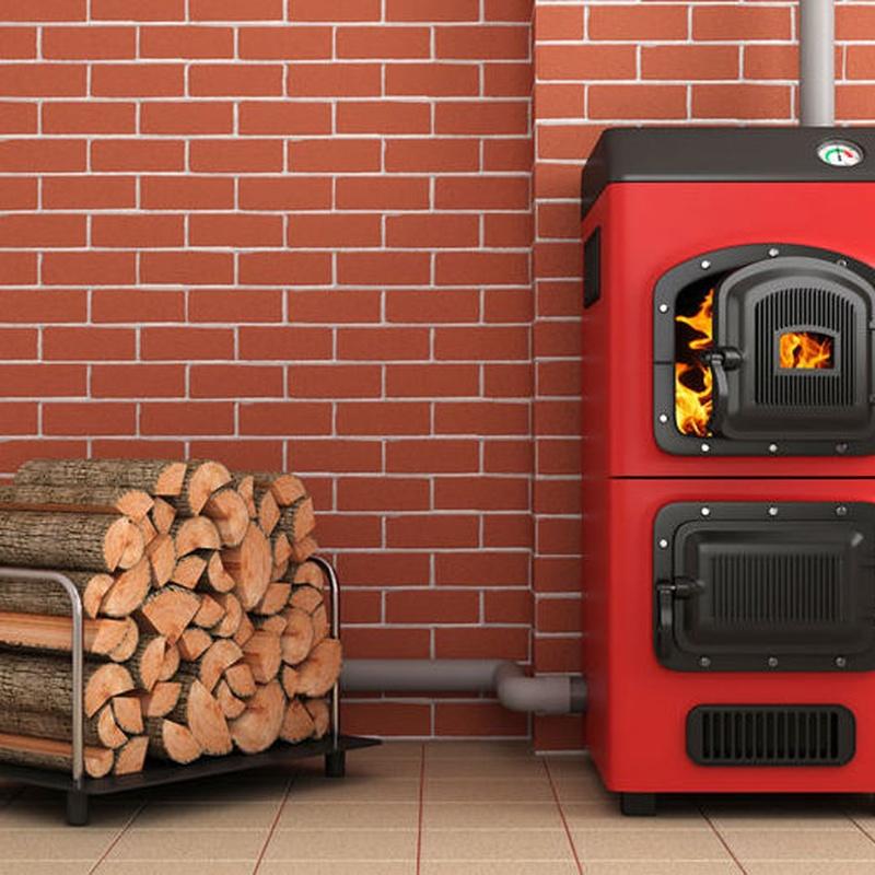 Leña para estufas: Servicios de Leñador