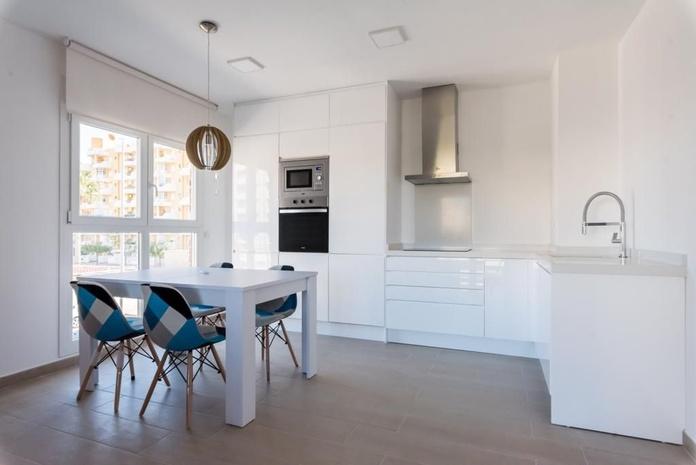 Apartamento Piloto: Apartamentos de Grupo Xeraco Habitat