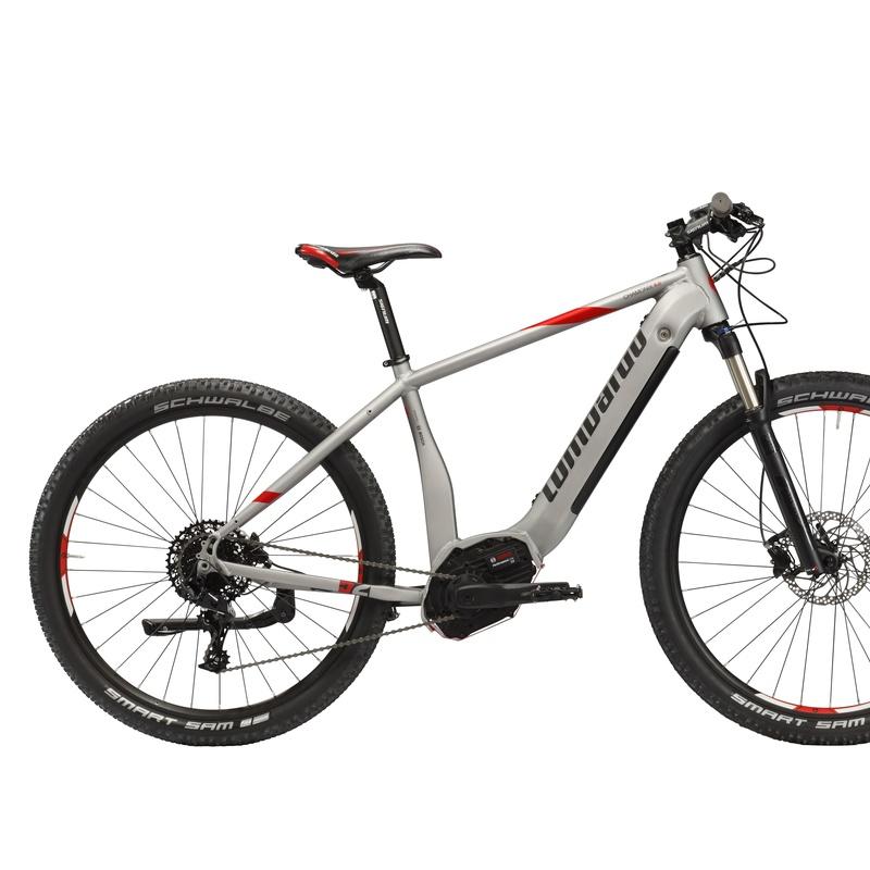 LOMBARDO CHAMONIX 8.0:  de E-Bike Guadarrama