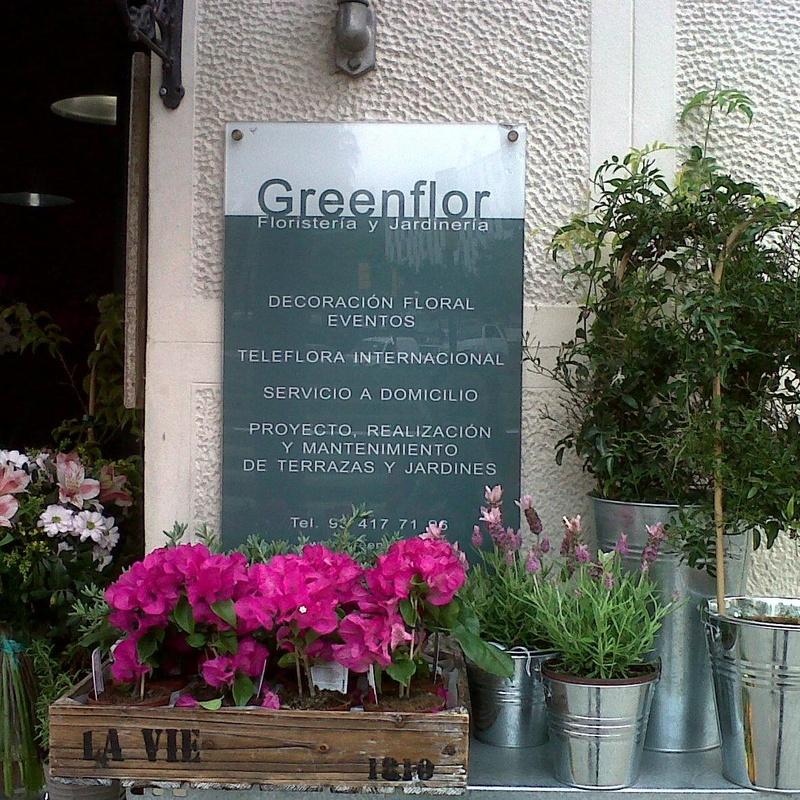 Barcelona, Greenflor. Técnicos especialistas en jardinería.: Productos y servicios de Greenflor