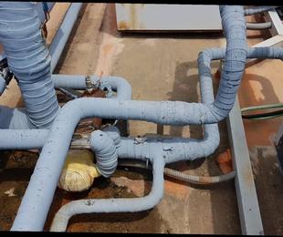 Renovación instalación de climatización en oficinas