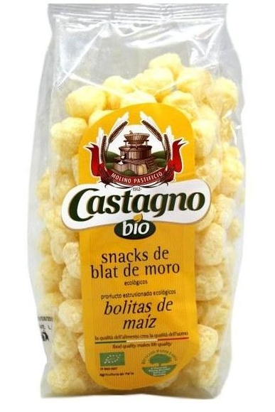 BOLITAS de maiz ,CASTAGNO.: Catálogo de La Despensa Ecológica