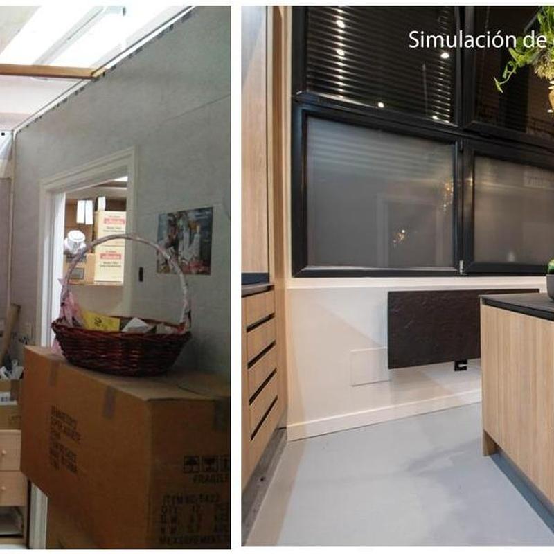 Local en venta en Entrevías, con 110 m² útiles. Cambio de uso a vivienda:  de Vicente Palau Jiménez - Agente Inmobiliario