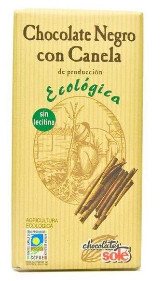 CHOCOLATES SOLÉ: Catálogo de La Despensa Ecológica