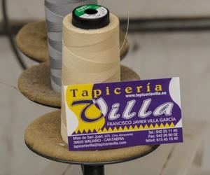 Taller de tapicería en Santander | Tapicería Villa
