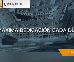 Estudio de arquitectura en Cuenca |  Hontana Fernández