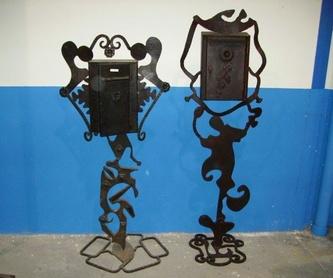 Lámparas : Productos  de Forja Artesanal Hnos. González Marrón