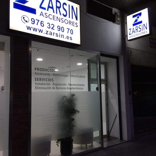 Instalación de ascensores en Zaragoza