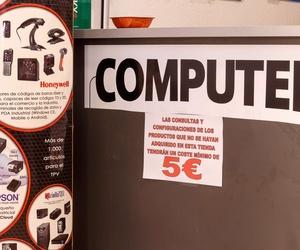 Reparación de todo tipo de ordenadores