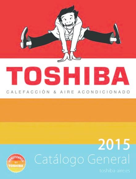 Tarifa Toshiba 2015
