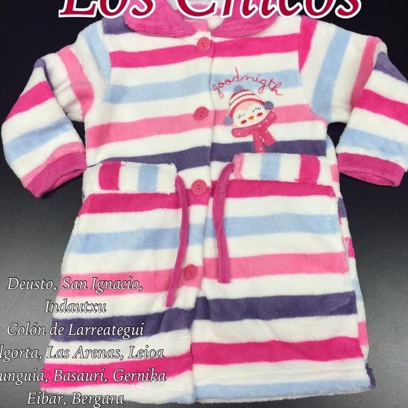 Batas niño, niña y bebé: Nuestras prendas de Los Chicos