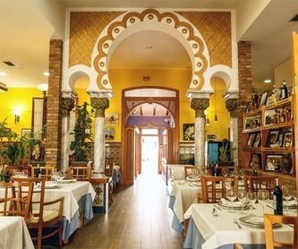 Cafés y licores: Carta de Casa Navarro