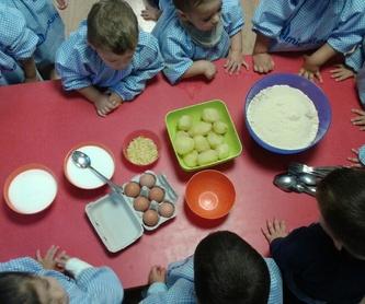Agenda electrónica: Servicios e Instalaciones de Llar d'infants Petits Gegants