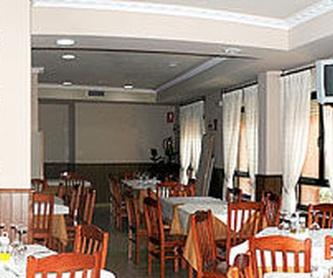 menús especiales: Hotel y Restaurante de Hotel Restaurante Rural El Roble