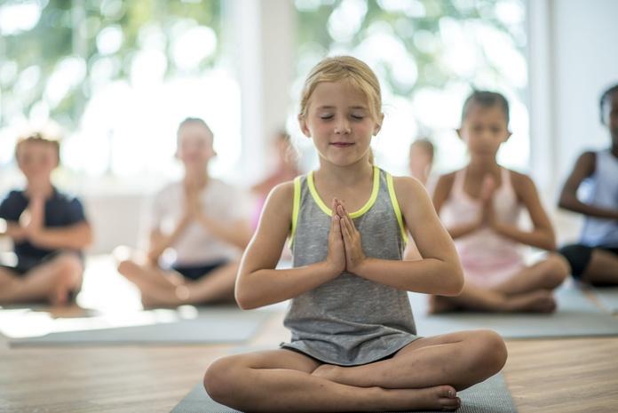 Yoga infantil: Servicios de Playschool English Nursery