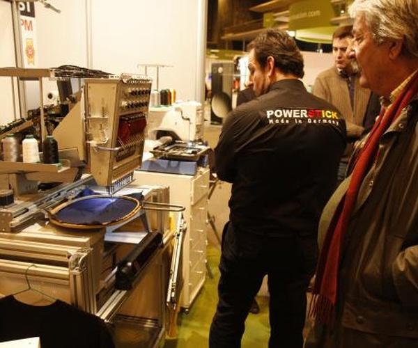 Maquinas de bordar POWERSTICK