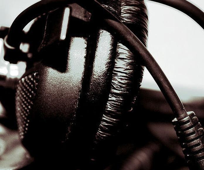 Ensayo de ruido : Servicios de Acustic Control