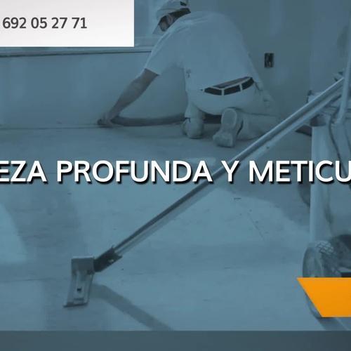 Empresa de limpieza en Córdoba   Lomoon Limpiezas