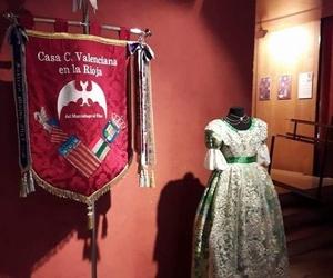 Maniquies para festeras de la Casa C. Valenciana en La Rioja