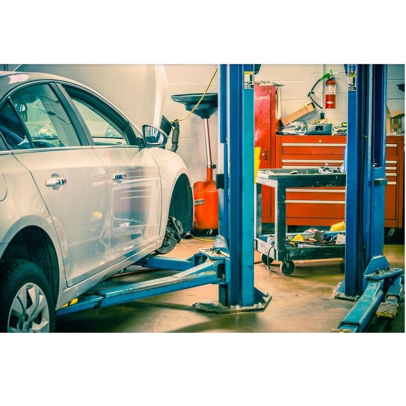 Máquinas de alineación de última generación: Productos y servicios de Samar Neumáticos