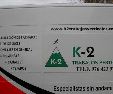Rehabilitación de patios de luces Zaragoza