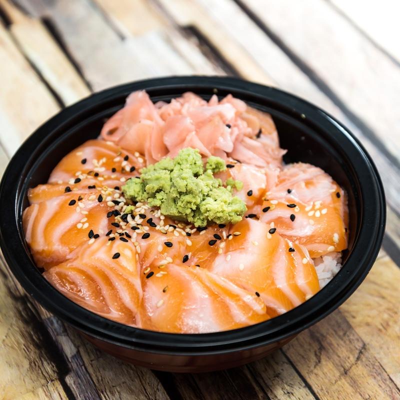Tartare - Chirashi: Carta de Mr. Sushi