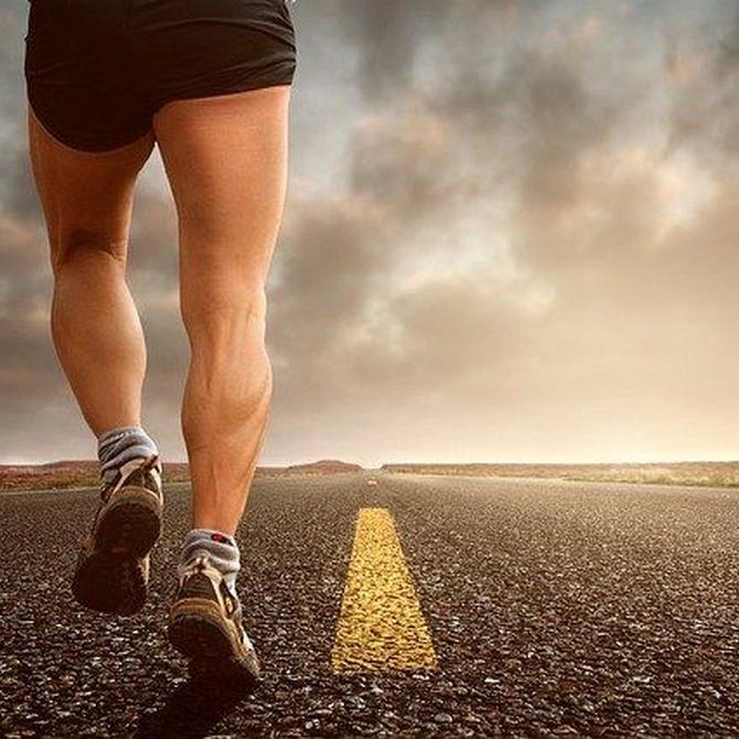 Lesiones musculares más frecuentes en deportistas